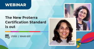 Webinar Standard ProTerra 2019