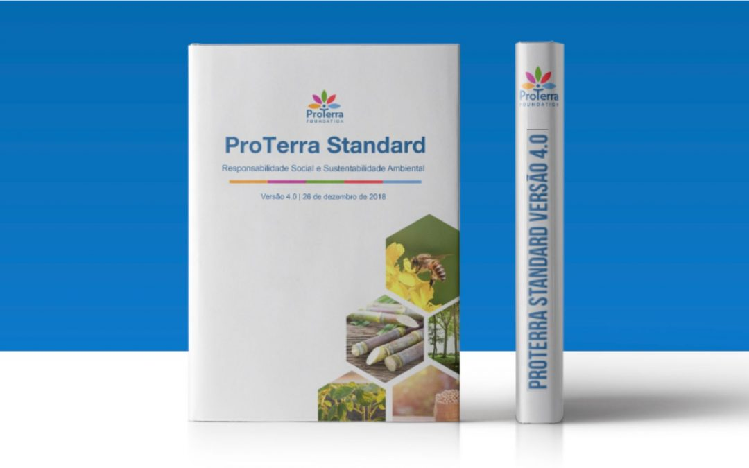 ProTerra Standard is launched in Portuguese!