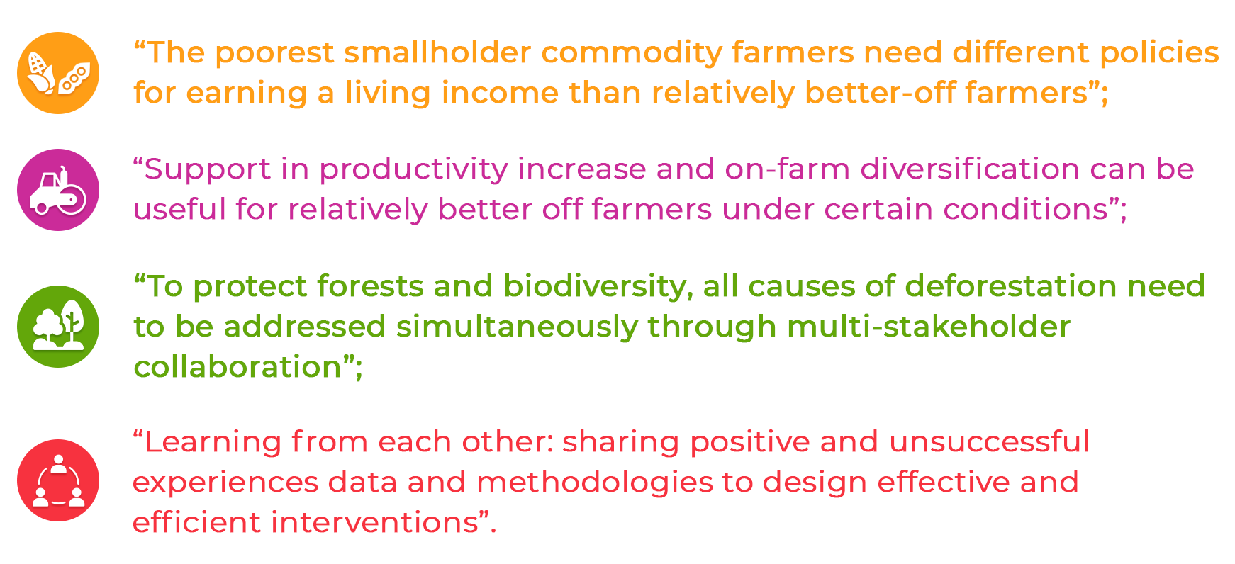 Arte blog - Increasing smallholder farmer income: a pathway to reduce environmental impact and land conversion?