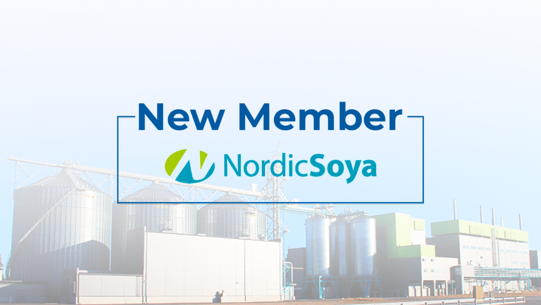 Proterra new member nordic soya