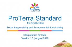 standard for smallholder